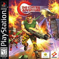 The Contra Adventure