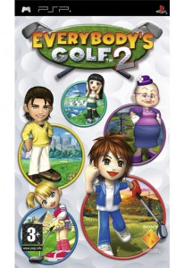 everybody's golf 0