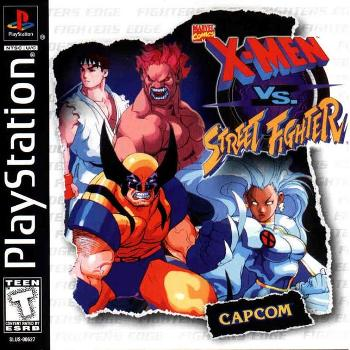 x-men vs street fighter ex