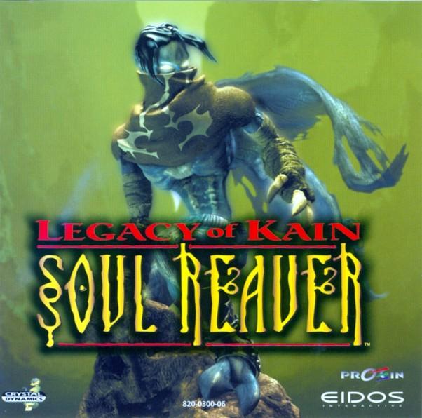 Soul Reaver Revenge of Kain