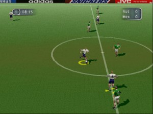 FIFA Road to World Cup 98 2