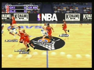 NBA In the Zone 98 2
