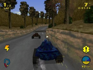 Tank Racer 1