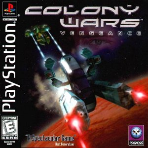 Colony Wars Vengeance