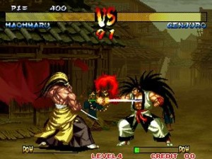 Samurai Shodown III 1