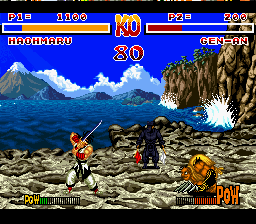 Samurai Shodown III 2