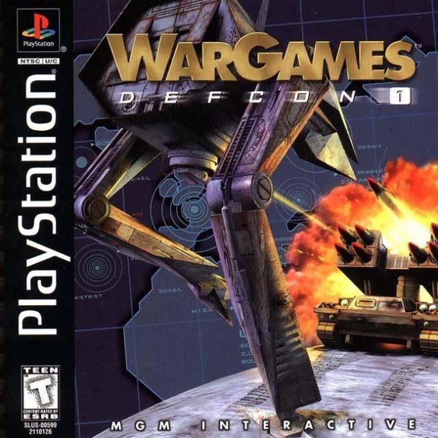 Wargames Defcon 1