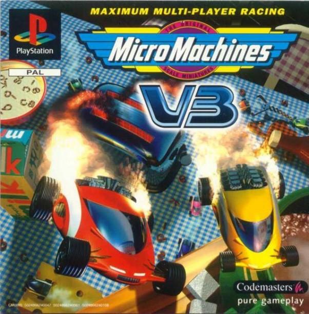 Micro Machines 3