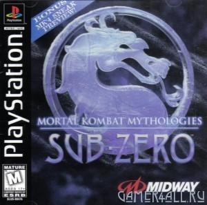 MK Mythologies: Sub-Zero