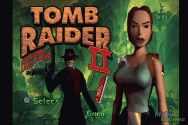 Tomb Raider 2 The Dagger of Xian