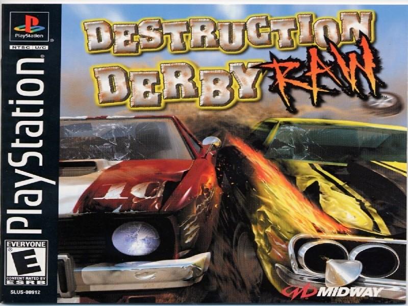 Destruction Derby 3 (RAW)
