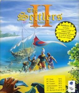 The Settlers 2 Veni Vidi Vici