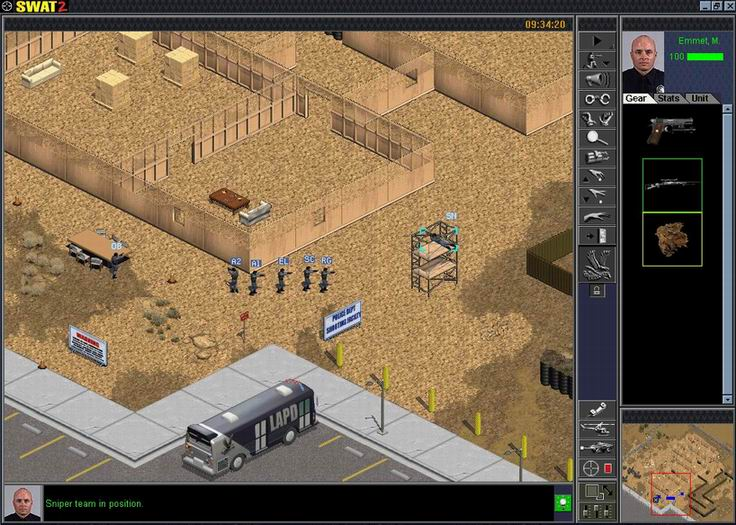 Police Quest SWAT 2
