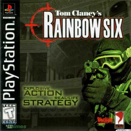 rainbow six ps1