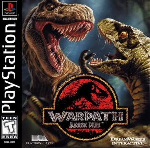 Warpath Jurassic Park