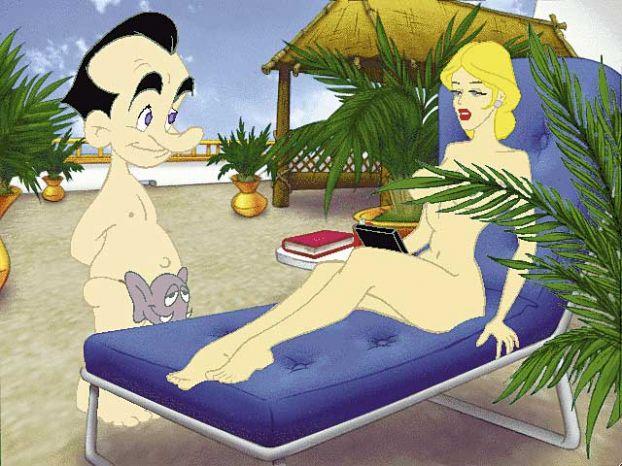 Leisure Suit Larry 7 Love for Sail
