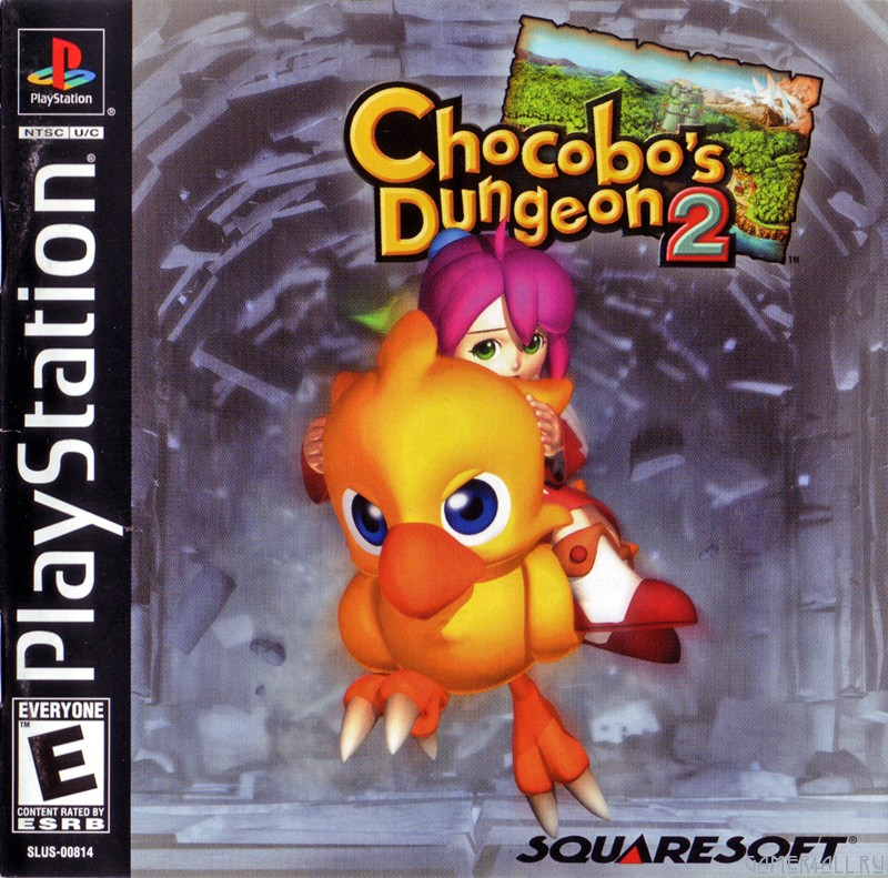 Chocobo's Mysterious Dungeon 2