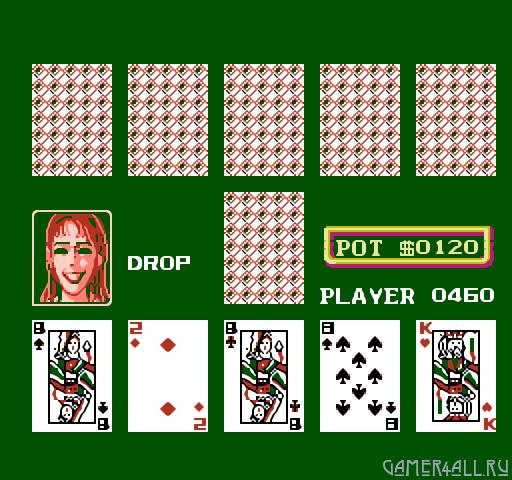 Покер – ностальгируем