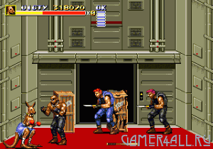 Street of Rage 3 Bare Knuckle