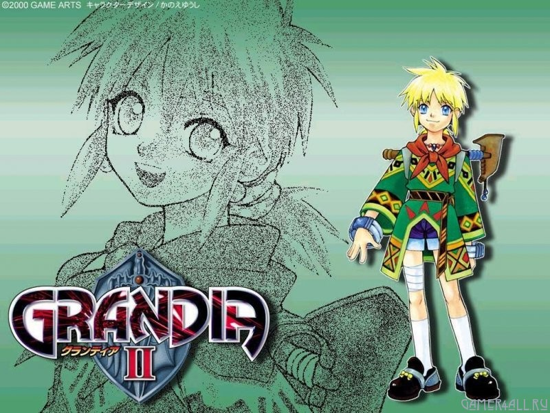 Grandia 2
