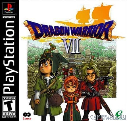 Dragon Warrior 7 3
