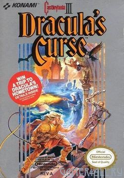 Castlevania 3: Dracula's Curse