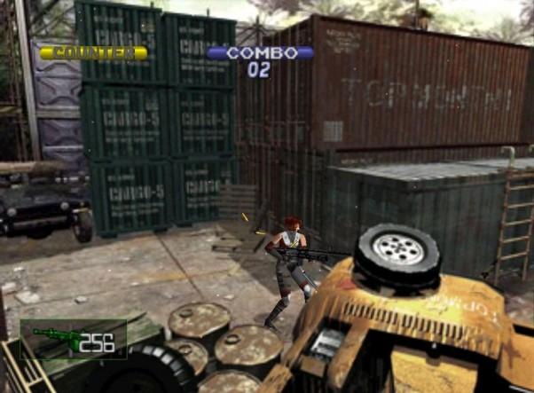 Прохождение Dino Crisis 2 | Старые игры на Gamer4all ru