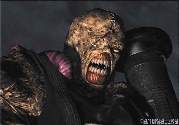 Resident Evil 3 Nemesis 1