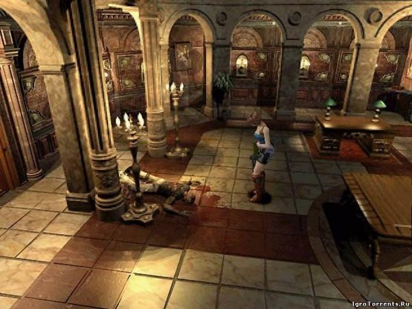Resident Evil 3 Nemesis 2