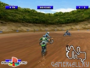 Championship Motocross 2001: Featuring Ricky Carmichael
