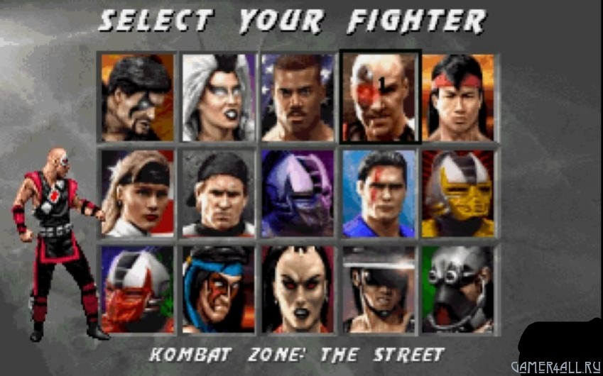 Mortal Kombat 3