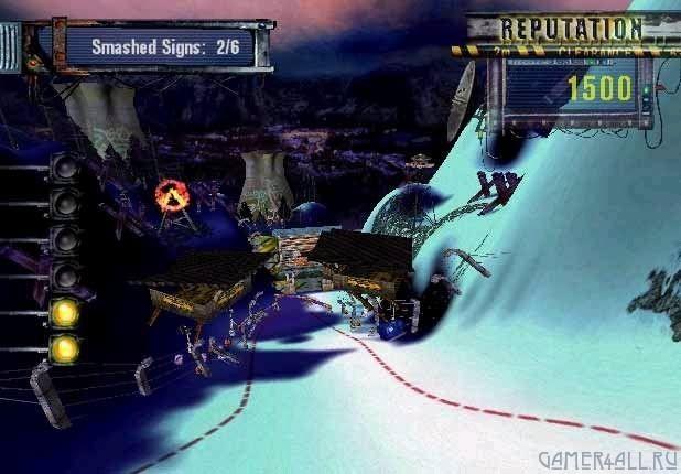 Dark Summit (PS2)