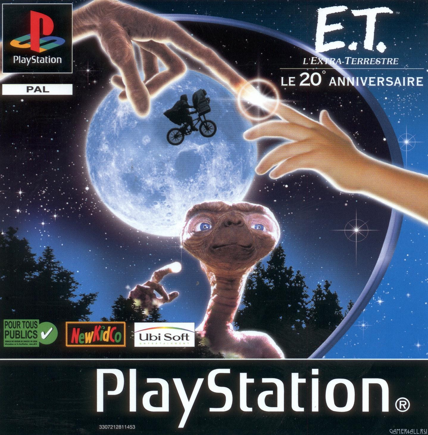 E.T.The Extra-Terrestrial Interplanetary Mission