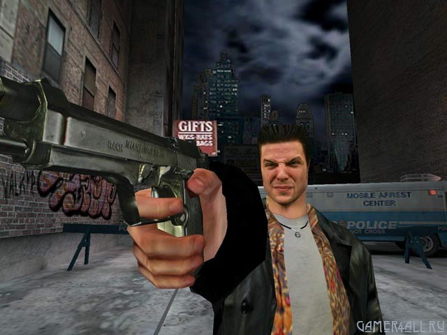 Max Payne (PS2)
