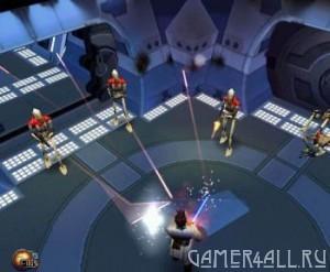 Star Wars Episode I: The Phantom Menace (PC/PS)