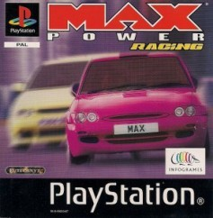 Max Power Racing (PS)