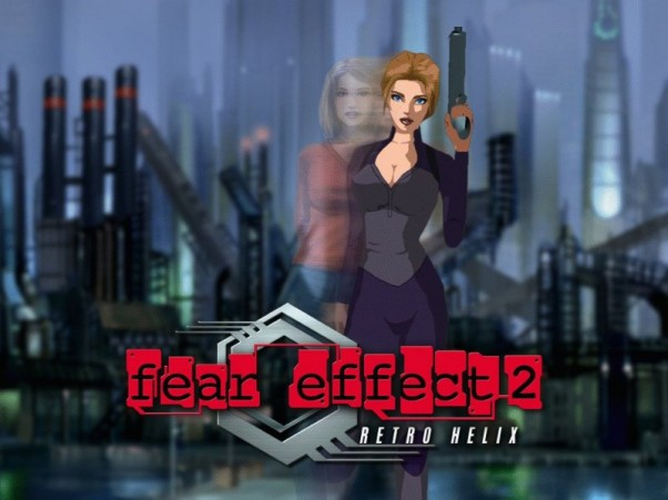 Прохождение Fear Effect 2: Retro Helix