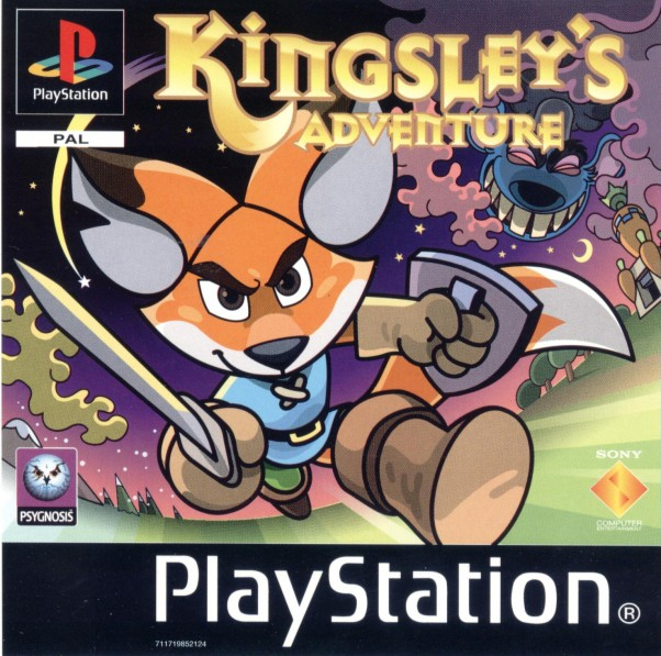Kingsley's Adventure (PS)