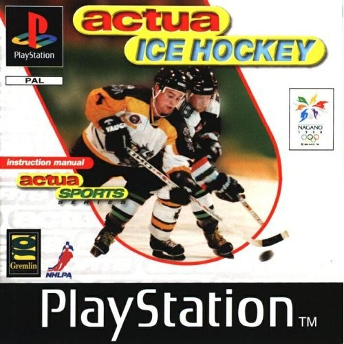 Actua Ice Hockey