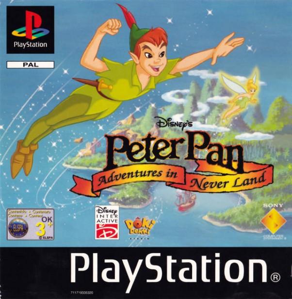 Disney's Peter Pan Adventures in Never Land