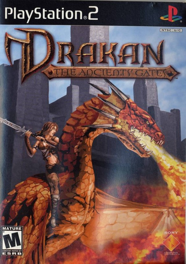 Drakan The Ancients Gates
