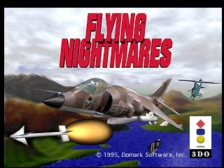 Flying Nightmares (3DO)