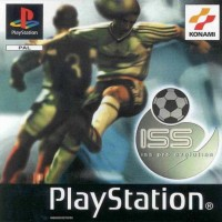 ISS Pro Evolution (PS)