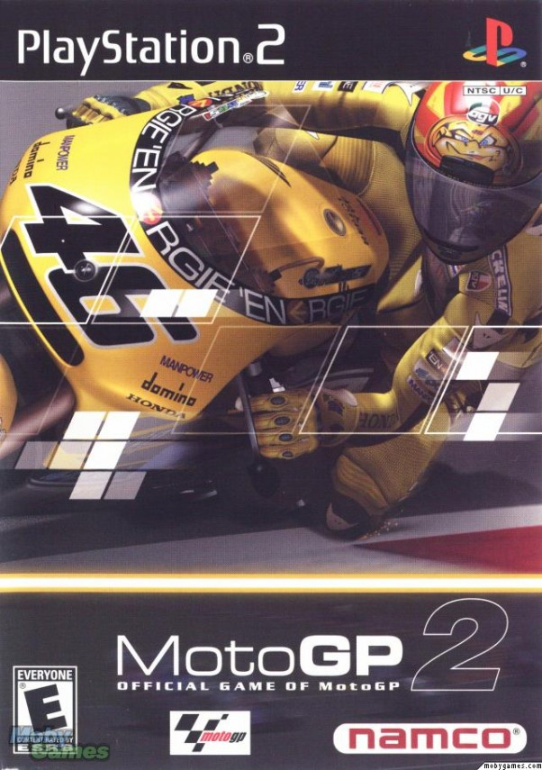 Moto GP2 (PS2)