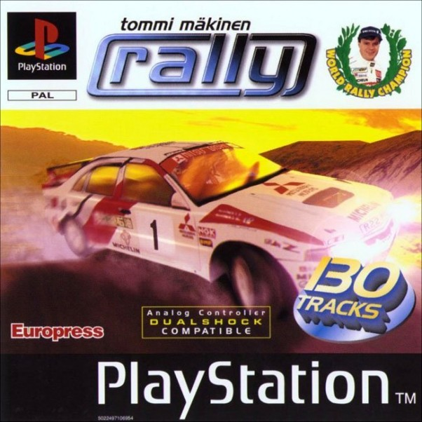 Tommi Makkinen Rally (PS)