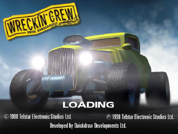 Wreckin Crew (PS)
