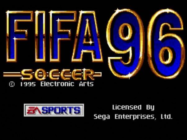 FIFA 96 (Sega)