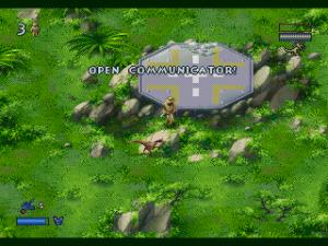 Jurassic park 2 (Sega)