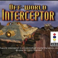 Off-World Interceptor (3DO)