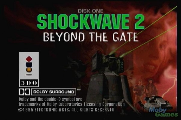 Shock Wave 2 (3DO)